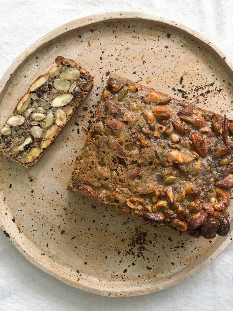 Scandinavian Nut & Seed Bread